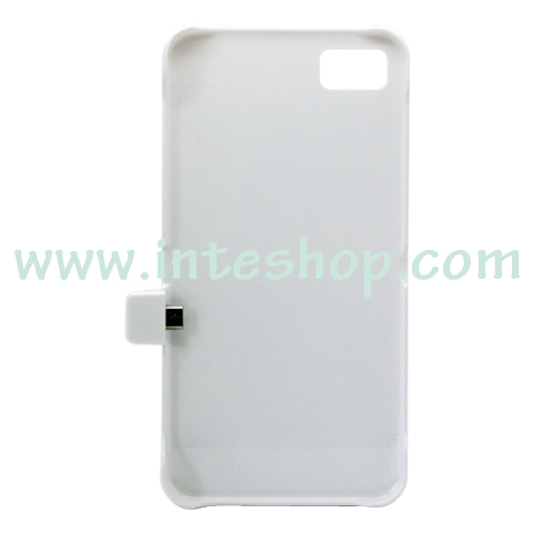 IntEShop | 2200mAh Battery Charger Case for BlackBerry Z10
